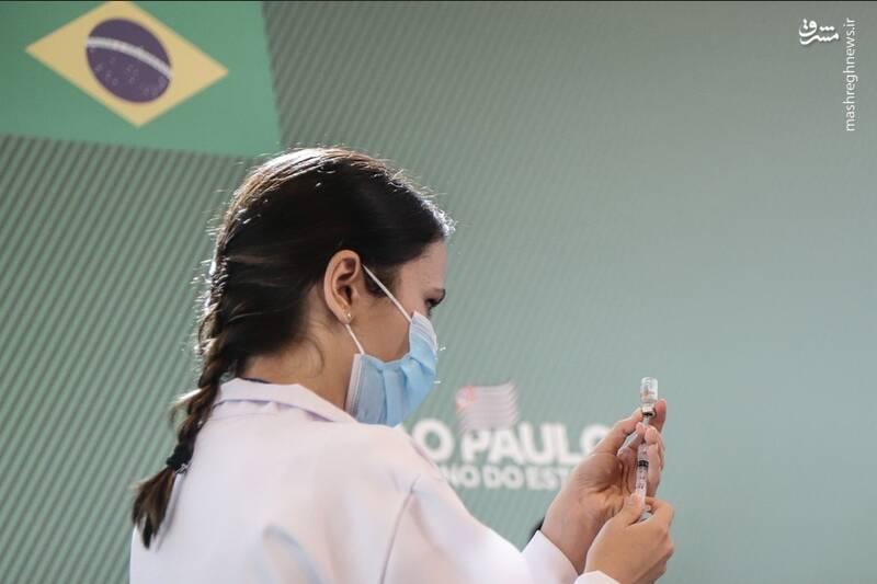 مرگ بیش از ۳۲ هزار نفر در برزیل پس از دریافت واکسنهای مشکوک کووید-۱۹