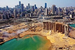 واکنش پوگبا و صلاح به حادثه بیروت +عکس