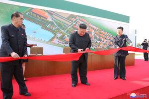 اولین تصاویر از رهبر کرهشمالی پس از سه هفته
