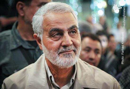 نماهنگ/ «فراق حبیب» به یاد شهید سلیمانی