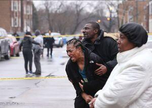 شیکاگو به یک جهنم پر از جرم و جنایت تبدیل شده است/ فقر در آمریکا به مرحله انفجار رسیده است