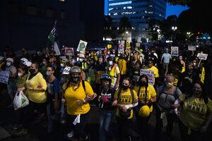 ۷۴ نفر بهدلیل اعتراضات پورتلند متهم شدند