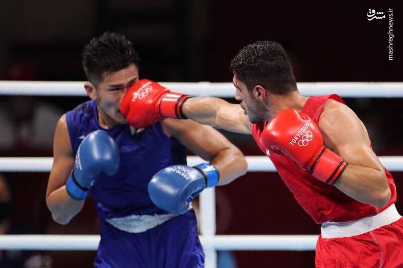 شاهین موسوی که نخستین مسابقه خود را در المپیک ٢٠٢٠ تجربه میکرد، در این رقابت شکست خورد تا از رسیدن به جمع ١۶ نفر برتر بازماند.