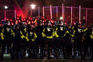 فیلم/ ششمین شب اعتراضات در مینه سوتا