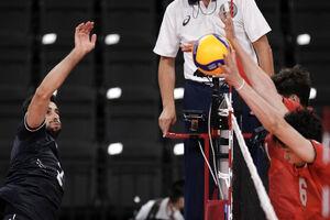ایران ۲ - ژاپن ۳/ پایان رویای المپیک برای والیبال ایران