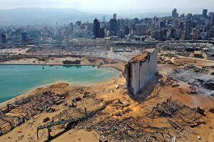 تحلیل نویسنده روسی از نقش رژیم صهیونیستی در انفجار بیروت