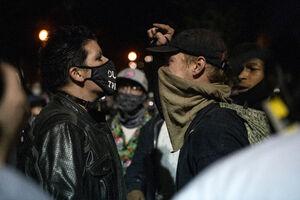 اعتراضات پورتلند آمریکا - قسمت اول