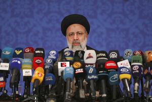 عکس/ نخستین نشست خبری هشتمین رییس جمهوری ایران