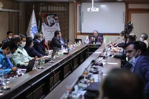 عکس/ نشست برنامه ۲۵ ساله همکاریهای تهران - پکن