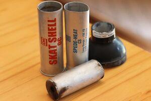 عکس/ استفاده پلیس آمریکا از سلاح شیمیایی