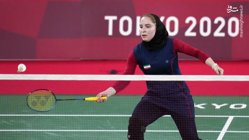 ثریا آقایی در گروه G این مسابقات با دو بدمینتون باز از چین و مالدیو همگروه است. آقایی نخستین دختر بدمینتون ایران است که در بازیهای المپیک حاضر میشود.