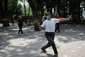 بازگشت شلوغی به خیابانهای پکن