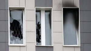 عکس/ آتش سوزی مرگبار در بیمارستان