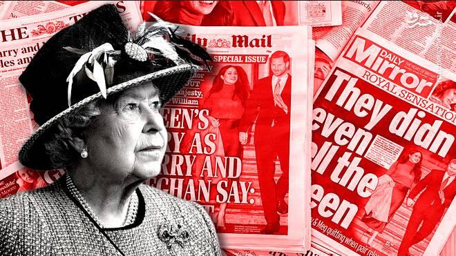 افشاگریهای جنجالی عروس ملکه علیه خاندان سلطنتی انگلیس/ پشیمانی «مارکل» از پیوستن به خاندان سلطنتی