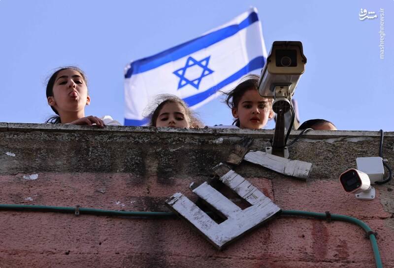 توحش اراذل و اوباش خیابانی یهودی چگونه باعث آتشافروزی در قدس اشغالی شد؟