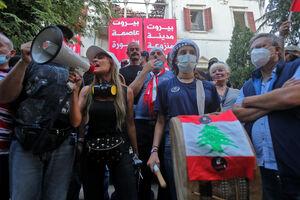 فیلم/ حجم واقعی اعتراضات در بیروت را ببینید
