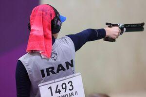 عکس/ رقابت نمایندگان ایران در سومین روز المپیک