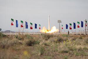 خشم صهیونیستها از پرتاب ماهواره نظامی ایران
