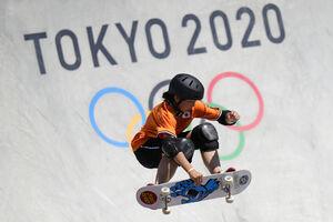 تصاویر جالب سیزدهمین روز المپیک