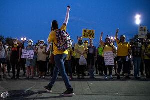 اعتراضات پورتلند آمریکا - قسمت سوم