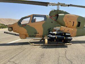 فیلم/ اقتدار و خودکفایی سپاه در تجهیزات رزمی