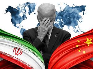 اتحاد تهران و پکن، چالشی برای بایدن است