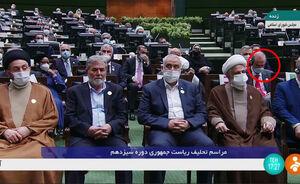 عکس/ تفاوت جایگاه نماینده اتحادیه اروپا  و فرماندههان محور مقاومت