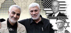 دکترین جدید «چشم در برابر چشم» محور مقاومت ایران: به هلاکت رسیدن عاملان ترور سردار سلیمانی