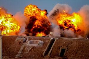 آخرین مرحله از رزمایش بزرگ سپاه در خلیج فارس