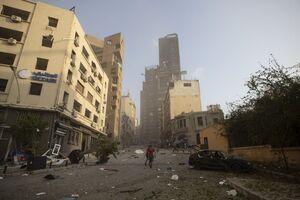 فیلم/ وضعیت کلاس درس، پس از انفجار هولناک بیروت!