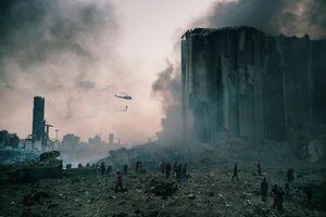 چرا مقامات تصور میکنند حمله بیروت خارجی بوده است؟