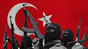 ارتش نیابتی ترکیه
