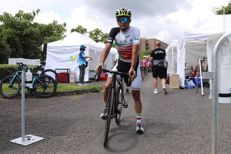 مسابقه دوچرخه سواری در ماده تایم تریل انفرادی با حضور ۳۹دوچرخهسوار در سه گروه ۱۳ نفره از کشورهای مختلف برگزار شد که طی آن سعید صفرزاده در جایگاه ۳۵ ایستاد.