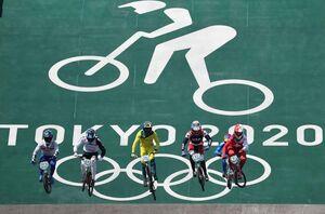 تصاویر برگزیده روز هفتم المپیک ۲۰۲۰