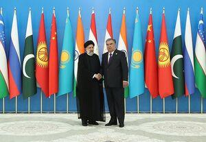 ایران سازمان همکاری شانگهای