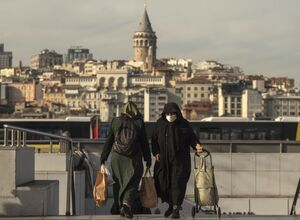 فیلم/ زندگی مردم ترکیه در دوران کرونا
