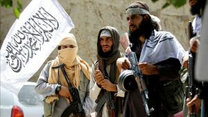شش شهرستان دیگر افغانستان به کنترل طالبان درآمد