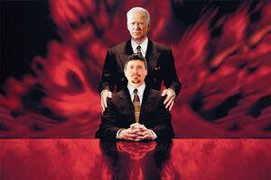 ریچارد نفیو در نقش وکیل مدافع شیطان